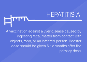 HEPATITIS-A Adult (per shot)