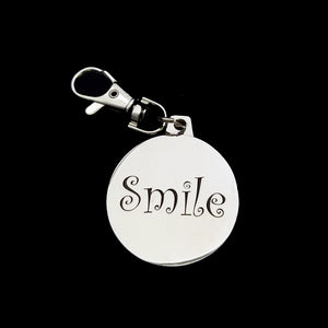 Smile Purse Clip