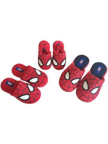 Cute Spider-Man Parent-Child Anti-skid Slippers