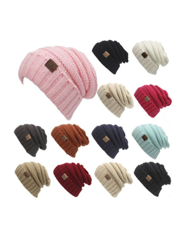 Ordinary Day Unisex Knitted Beanie Hats