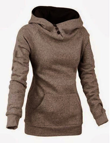 Warm It Up Hooded Sweatshirt - FIREVOGUE