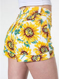 Kiss the Sky High-Waisted Shorts - FIREVOGUE