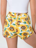 Kiss the Sky High-Waisted Shorts
