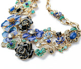 Flower Charm Luxury Necklace