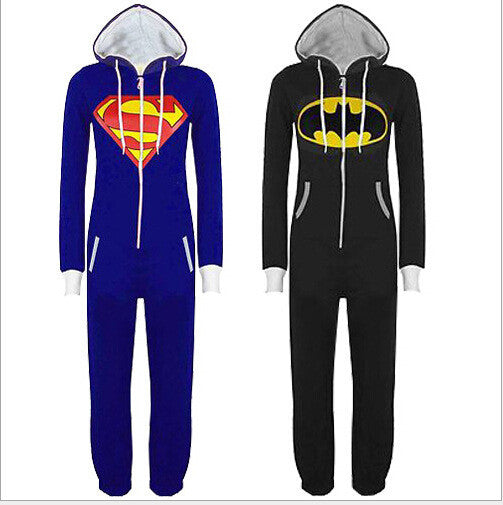 Super Hero One Piece Home Wear