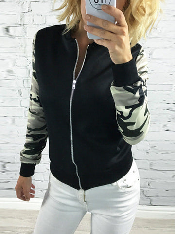 Army of One Bomber Jacket - FIREVOGUE