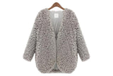 Keep Me Warm Woolen Outerwear - FIREVOGUE