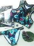 Dream Lover Classic Collection Printed Swimsuit - FIREVOGUE
