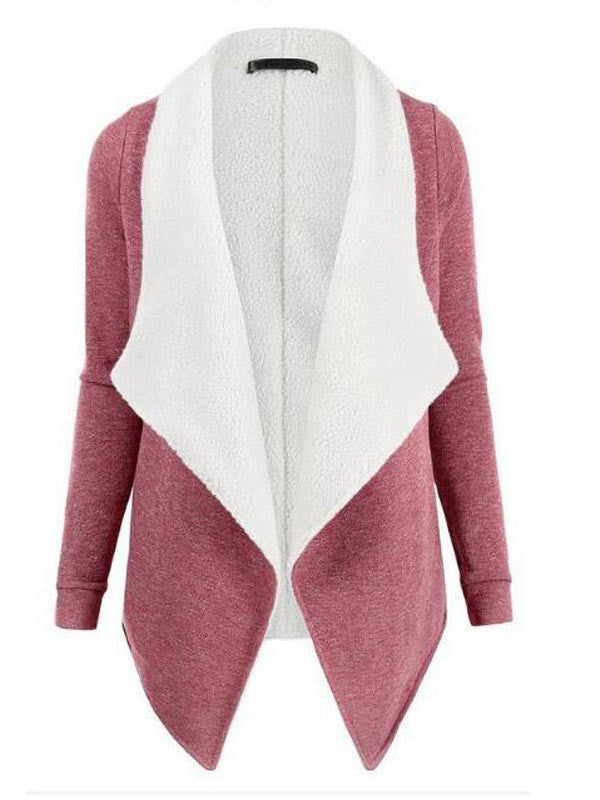 Simple as This Woolen Cardigan