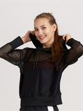 Hollow Breathable Leisure Sports Hoodie - FIREVOGUE