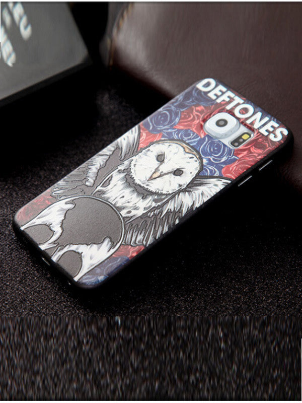 Comic Print iPhone Protective Phone Case - FIREVOGUE