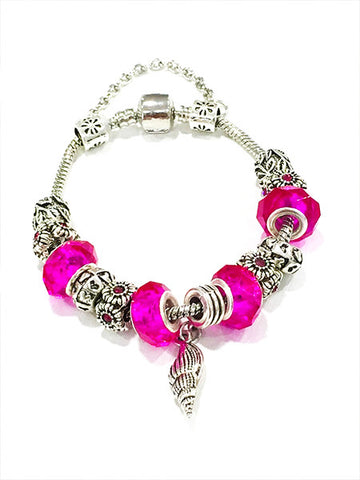 Beautiful Glass Beads Bracelet - FIREVOGUE