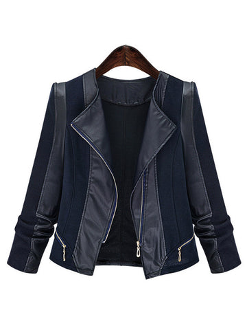 Greatest Of All Time PU Leather Jacket