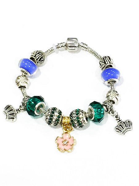 Cute Accessories Glass Beads Bracelet - FIREVOGUE