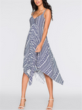 Cozy Moment Printed Dress - FIREVOGUE