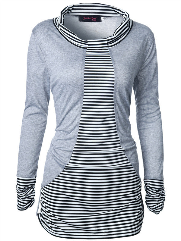 It's A Line Day Stripe Shirt - FIREVOGUE