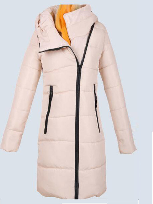 Freeze Out Winter Warm Long Coat - FIREVOGUE