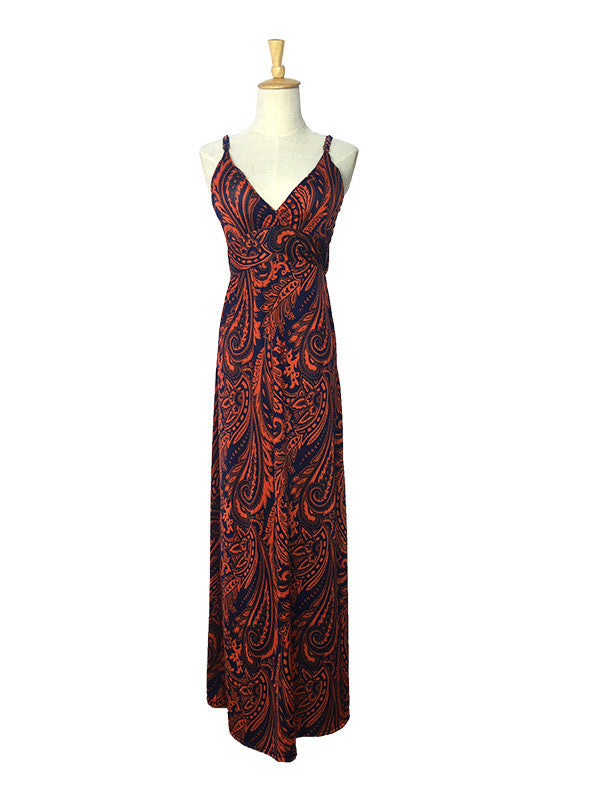 Woman of Heart and Mind Maxi Dress - FIREVOGUE