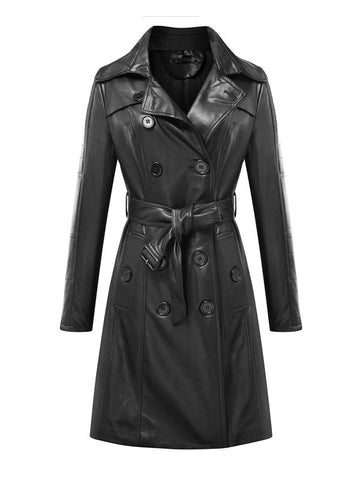 Invasion of the Body Leather Outerwear - FIREVOGUE