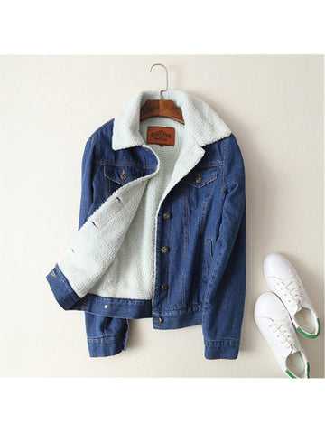 Just Like This Denim Jacket