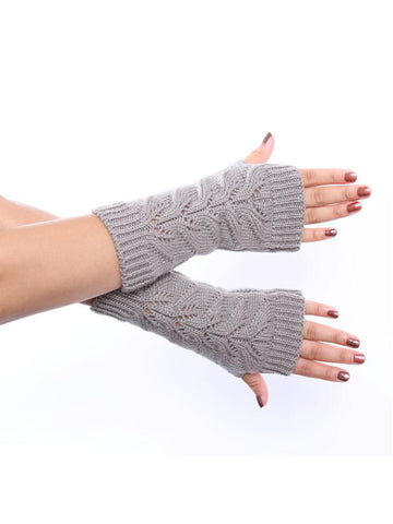 Cute Knitted Gloves