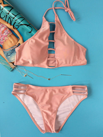 Making the Cut-Out Bikini Sets - FIREVOGUE