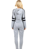 Two-piece Set Hooded Sweatshirt+Pants