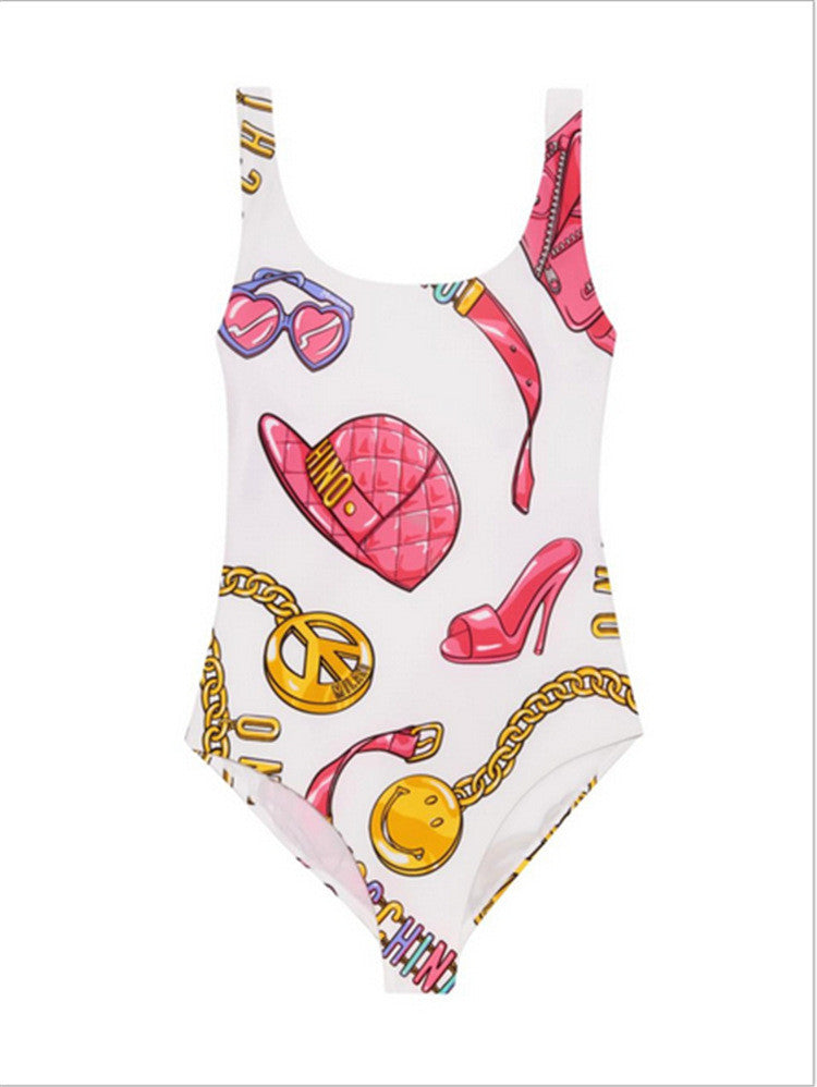 Not Your Babydoll One-piece Swimsuit