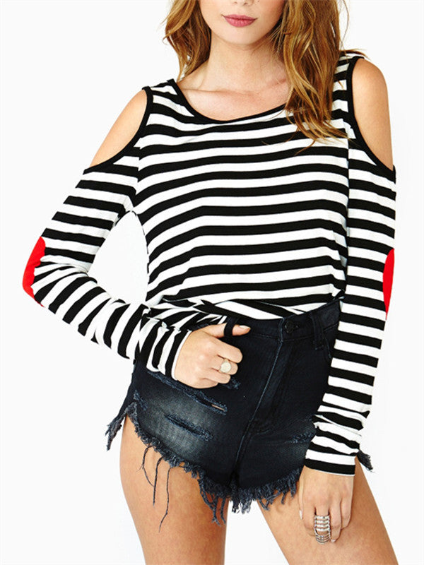 All I Want Striped Top - FIREVOGUE