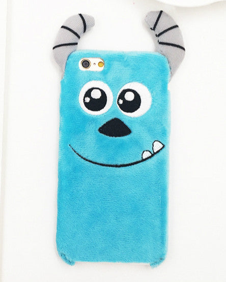 Cute Cartoon Monster Phone Case - FIREVOGUE