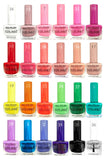 36 Colors 12ml Gel Polish(3 pieces ) - FIREVOGUE