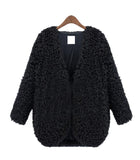 Keep Me Warm Woolen Outerwear