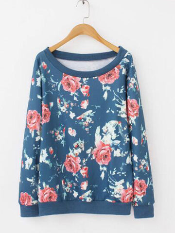 Van Gogh's Rose Comfy Top - FIREVOGUE