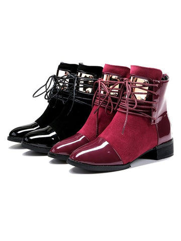 Beautiful Now Ankle Martin Boots