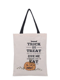 Bag Of Tricks Halloween Candy Bag