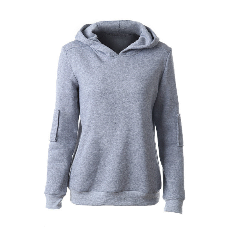 Easy Come Easy Go Hooded Sweatshirt - FIREVOGUE