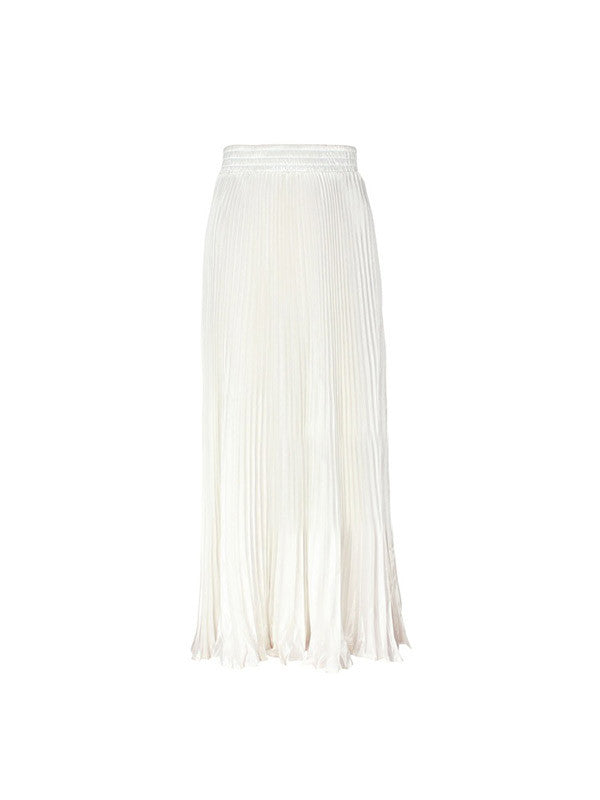 More Summer Shining Pleated Skirt