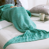 Love Me Like Mermaid Blanket - FIREVOGUE