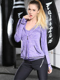 2017 Spring Casual Yoga Running Sports Suits - WealFeel