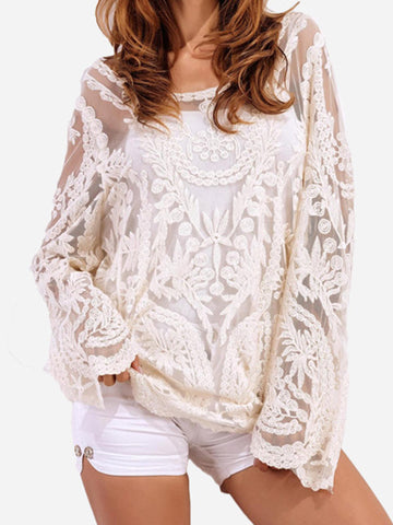 Loving You is Easy Lace Top