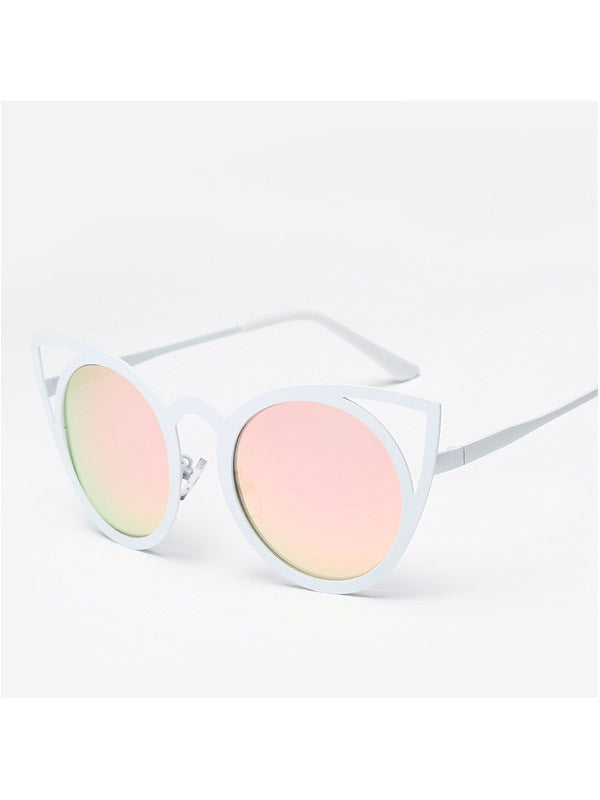 Cat Eye Vintage Colorful Sunglasses