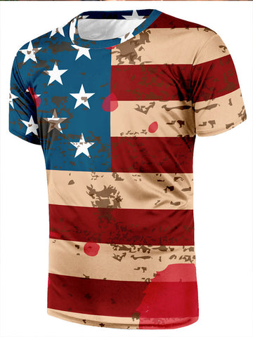 The American Flag Men's Top