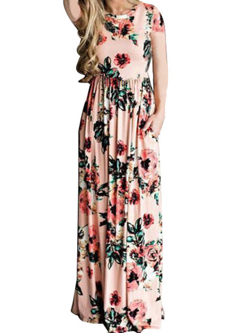 Since You Asked Floral Maxi Dress
