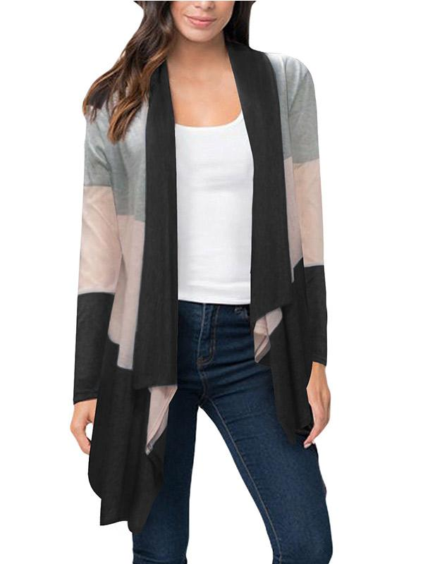 Women Fashion Cardigan Top