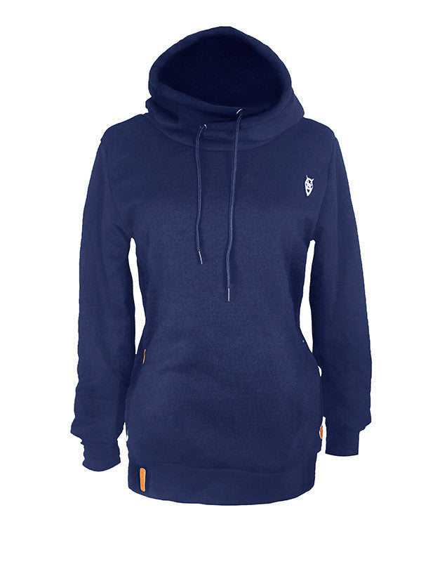 Easy Does It Multi-color Hood Sweatshirt - FIREVOGUE