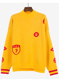 Speed The Fire Half Turtleneck Sweater