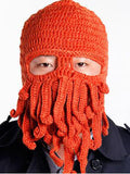 Octopus Ideas Knit Beanie