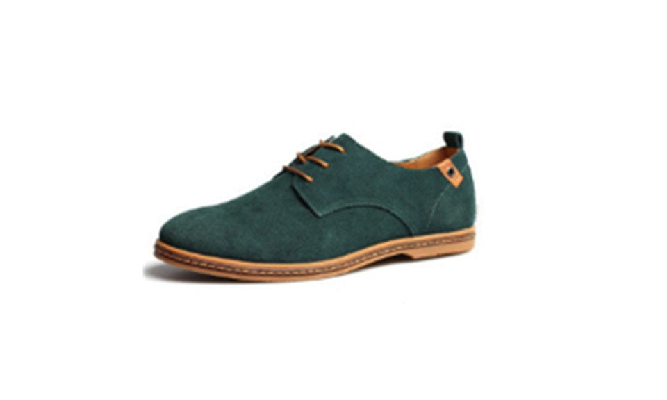 Anywhere With You Casual Lace-up Derby Shoes
