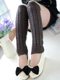 3 Pack of Women's Knit Leg Warmers