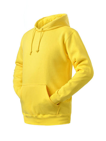 The New Boy Casual Hooded Sweatshirt